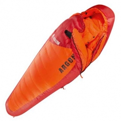 VauDe Ice Peak Light 220 orange